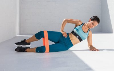 Can you really exercise just using a resistance band?